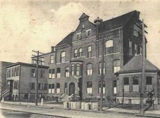 St. Elizabeth Hospital Columbia Street undated